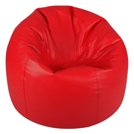 Bean-bag Relaxtime Red