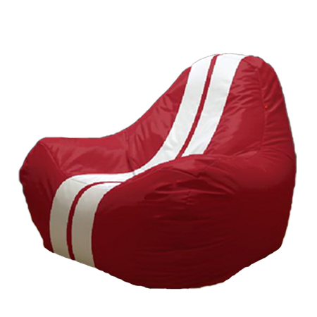 Hi-Poly medium sport Red&White