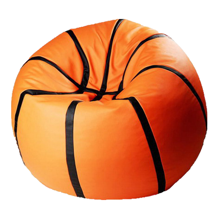 Basketball BIG Orange